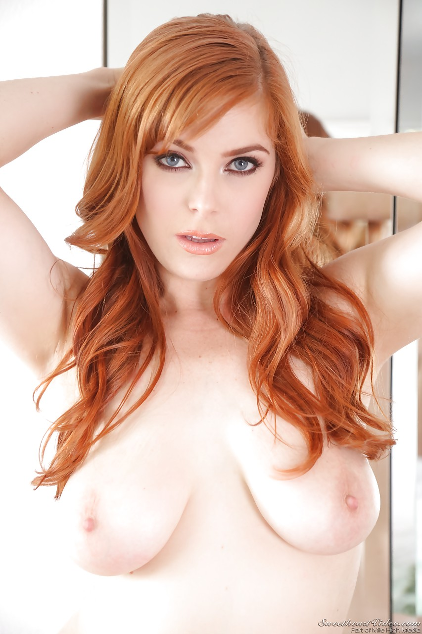 Free big tits, redhead pictures